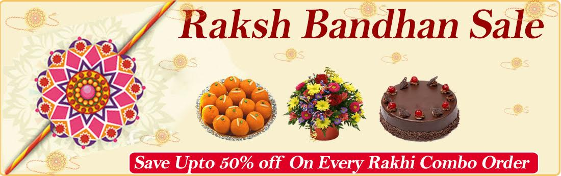 Rakhi Gifts Online Home Delivery