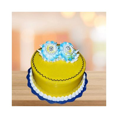 Charming_Pineapple_ cake